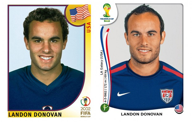 Landon Donovan - World Cup Evolution