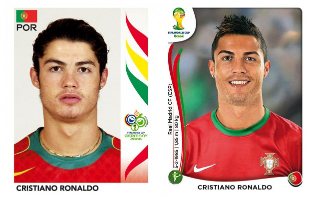 Cristiano Ronaldo - World Cup Evolution