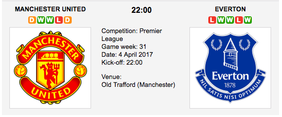 Man United v Everton - Premier League Preview & Tips