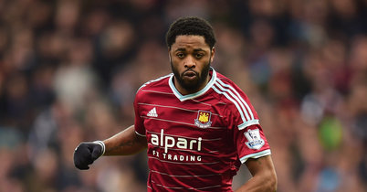 Alex Song: Spent last season on loan at West Ham