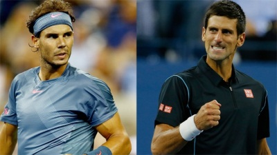 Nadal - Djokovic in showdown