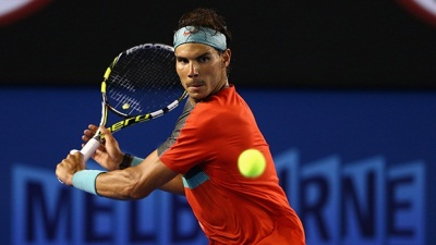 Nadal through to Melbourne final