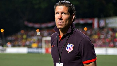 Simeone not giving up on Copa