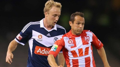 A-League: Melbourne derby takes centre stage