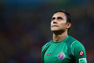 Real yet to agree deal for Navas