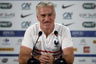 Deschamps: Still room for improvement